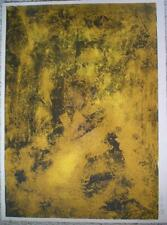 "LEBADANG - Original Lithograph ""Nature Prays Without Words"" - Signed & Numbered"
