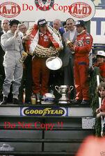 James Hunt McLaren M23 Winner German Grand Prix 1976 Photograph 3