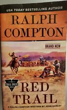 Red Trail ~ Trail Drive Series by Ralph Compton Berkley Western paperback 2020