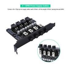 HDD Power Switch Module 15Pin SATA Hard Drive Device Switcher Module PC Desktop