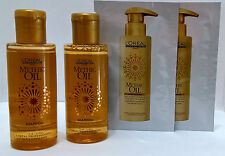 L'OREAL professionnel Paris MYTHIC OIL SHAMPOO(2) & conditioner (2)