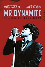Mr Dynamite The Rise of James Brown DVD 0602547627650 Alex Gibney