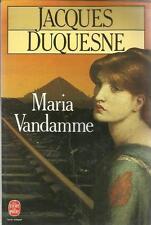 JACQUES DUQUESNE MARIA VANDAMME