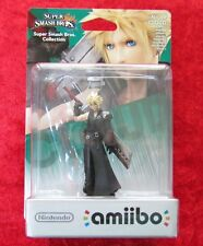 Cloud Spieler 2 amiibo Figur, Super Smash Bros. Collection No. 58, Neu-OVP