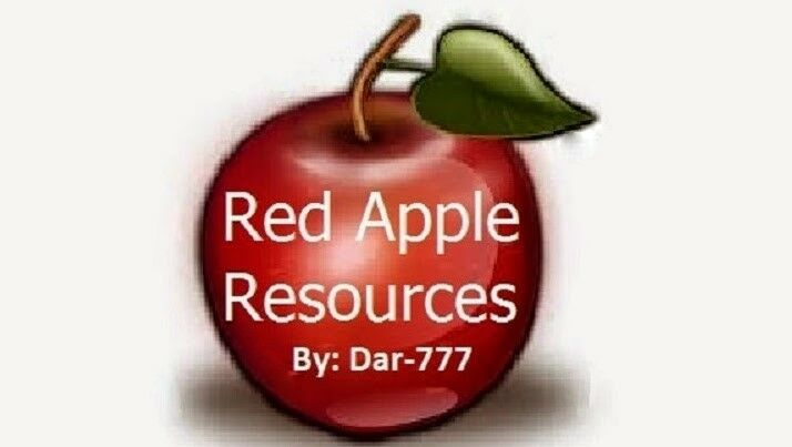 Red Apple Resources By:Dar-777