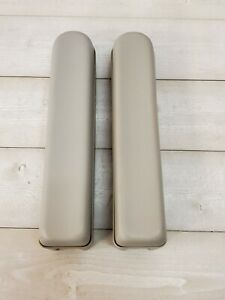 """Armrests for Hoveround MPV5 Power Wheelchair ~ 14"""" L x 3"""" W"""