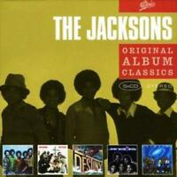The Jacksons : Original Album Classics CD 5 discs (2009) ***NEW*** Amazing Value