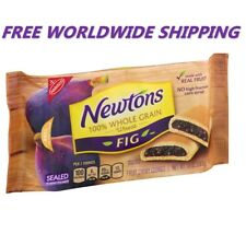 Nabisco Newtons 100% Whole Grain Wheat Fig Fruit Cookies 10 Oz FREE WORLD SHIP