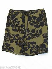Quicksilver Boardshort 34 - Surf & Swim Hawaii - Velcro Pocket Fly Classic Style