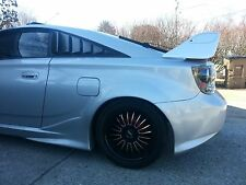 2000 +05 Toyota celica GT OR GTS WENDOW LOUVERS