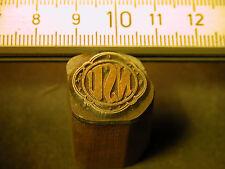 NSU logo belle Oldtimer CACHET/sceau en métal