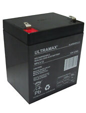 Black&Decker Acme243215 12V 4.5Ah Césped y Jardín Recambio ULTRAMAX Batería
