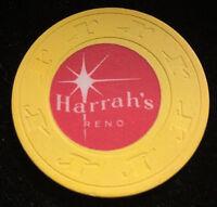 Harrah's Roulette Casino Chips - Reno, NV