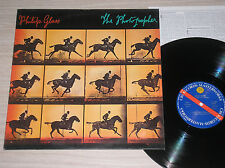 PHILIP GLASS - THE PHOTOGRAPHER - LP 33 GIRI + INSERTO SPAIN