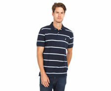 Nautica Striped Short Sleeve T-Shirts for Men