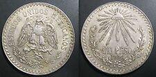MEXIQUE - UN PESO 1926 Argent