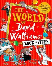 The World of David Walliams Book of Stuff: Fun, Facts and Everything You Never W