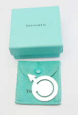 Vintage male symbol sterling silver Tiffany & Co. Makers bookmark money clip