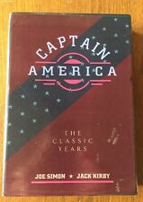 Marvel Timely Captain America The Classic Years Collection Slipcase Hardcover NM