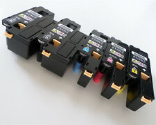 5 x Toner Cartridges for DELL 1250 1250c DELL1350cnw DELL 1355cn 1355cnw   NEW