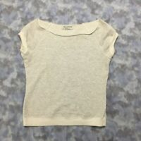 JUICY COUTURE Women's Vintage 90s Grey Sweatshirt Top Size Medium M