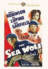 PREORDER: THE SEA WOLF (Edward G Robinson)  - DVD - UK Compatible