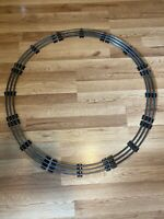 Lionel 6-65501 O-31 O31 O-Gauge Curved Train Track Sections 8 Total Full Circle