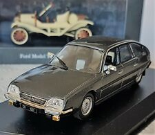 DIECAST CLUB YOUNGTIMER CLASSIC CITROËN CX 2400 GTI FRANCE ECHELLE 1:43 NEUF OVP
