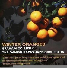 GRAHAM COLLIER & THE DANISH JAZZ ORCHESTRA - WINTER ORANGES (CD 2002)