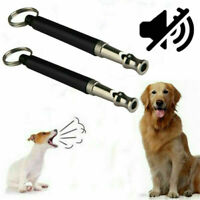 UltraSonic Supersonic Dog Training Whistle Sound Pitch Silent Pet Puppy Command