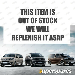 Superspares Front Grille for Nissan Navara D22 1997-2000 Brand New