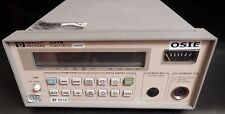 HP/Agilent 437B 100kHz-110GHz Power Meter (opt. 003)