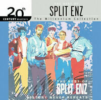 SPLIT ENZ The Best Of 20th Century Masters Millennium Collection CD BRAND NEW