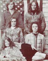 Plakat Foto Sepia Janis Joplin Big Brother Und Halten Co - 35 X 28 CM