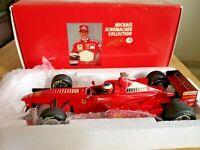Minichamps 1:18 Diecast FERRARI F300 1998 Michael Schumacher Collection