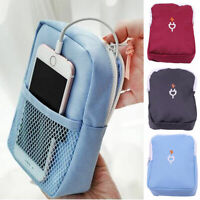 New USB Cable Bag Charger Organizer Case For Electronic Accessories Storage Bags