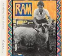 Paul Mccartney Linda Mccartney - RAM Nuevo CD