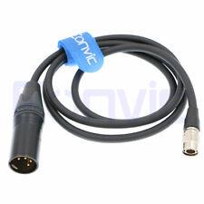 Red Epic arma Scarlet Cámara Cable De Alimentación Tipo B D-TAP a 1B 6 Pin 5ft