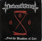 Nocturnal Graves Bloodline Patch Gospel Of The Horns Destroyer 666 Death Metal