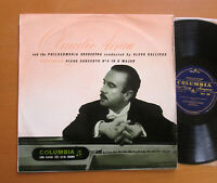 33CX 1333 Claudio Arrau Beethoven Piano Concerto no. 4 Columbia ED1 Mono EX B/G
