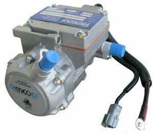 RENCOOL MD18 - 12v OR 24v Electric Air Conditioning Compressor