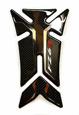 Yamaha FZ6R real carbon fiber tank Protector pad Decal Sticker trim guard decal