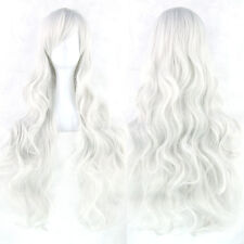 Wig Natural Curly Straight Wavy Fancy Dress Fashion Womens Ladies Hair Wig Lot