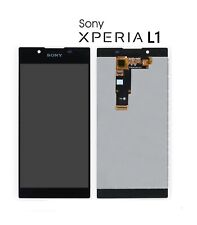 For Sony Xperia L1 LCD G3311 G3312 G331 LCD Display Touch Screen Digitizer Glass