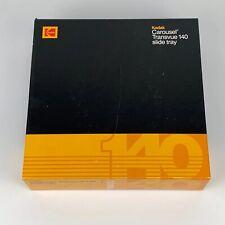 Kodak Carousel Transvue 140 Slide Tray 1990