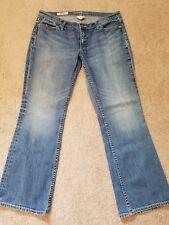 EUC Banana Republic Modern Boot Cut Jeans Size 12P