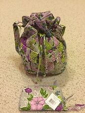 """Vera Bradley Quickdraw Crossbody with Matching Wallet. NWT  """"Watercolor""""."""
