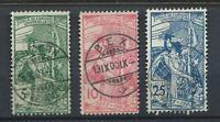 Suisse N° 86/88 Obl (FU) 1900 - U.P.U.