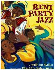 Rent Party Jazz by William Miller (2011, Paperback)