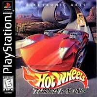 Hot Wheels - PS1 Complete Playstation Game